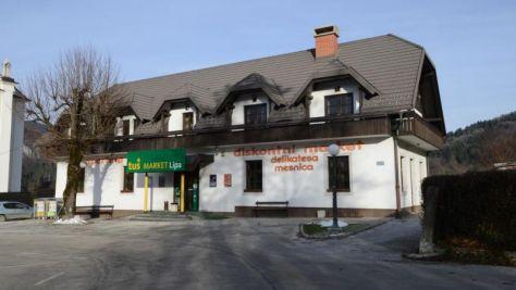 Pokoje a apartmány Bohinj 15849, Bohinj - Objekt
