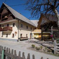 Turistična kmetija pri Miklavu  , Bohinj - Zunanjost objekta