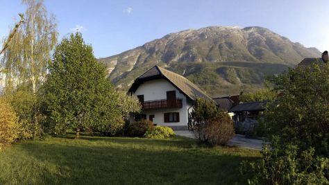 Počitniška hiša Bovec 15916, Bovec - Objekt
