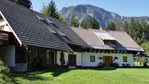 Apartmány a rekreační dům Bohinj 1856, Bohinj - Exteriér
