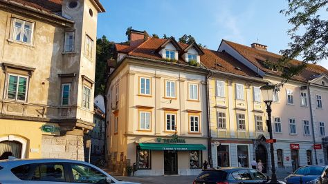 Apartmán Ljubljana 17244, Ljubljana - Exteriér