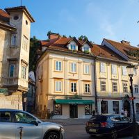Apartment Ljubljana 17244, Ljubljana - Exterior