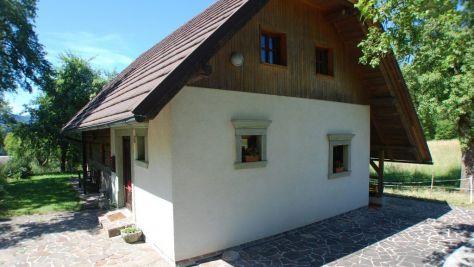 Rekreační dům Bohinjska bela 17249, Bled - Objekt