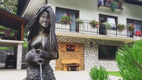 Turistična kmetija Čerček, Logarska dolina, Solčava - Objekt