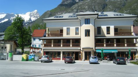 Apartments Bovec 17816, Bovec - Property