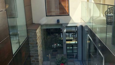 Veneziana Suites & SPA, Koper - Courtyard