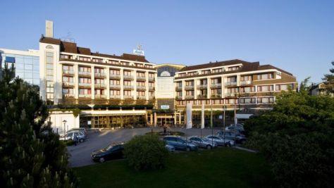 Hotel Ajda - Terme 3000, Moravske Toplice - Objekt