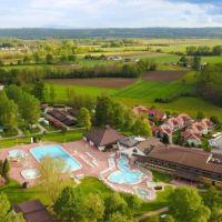 Hotel Zeleni Gaj - Terme Banovci, Banovci, Veržej - Eksterijer
