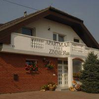 Apartmány Moravske Toplice 2035, Moravske Toplice - Objekt