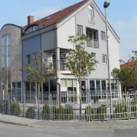 Sobe i apartmani Moravske Toplice 2037, Moravske Toplice - Objekt