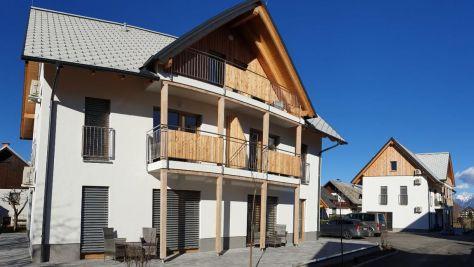 Apartmaji Bled s savno 18497, Bled - Objekt
