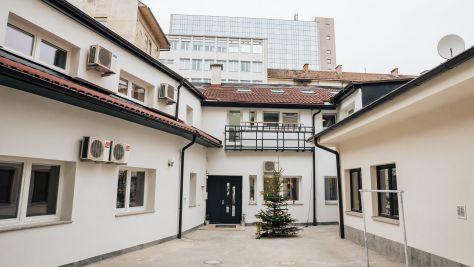 Apartmaji Ljubljana 18553, Ljubljana - Dvorišče