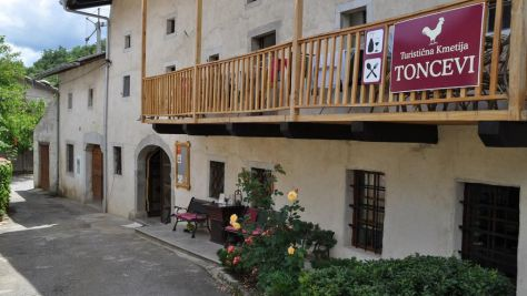 Bio Guesthouse Toncevi, Nova Gorica - Property