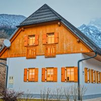 Holiday house Log pod Mangartom 18703, Bovec - Property