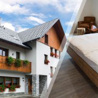 Rooms and apartments Bled 18821, Bled -