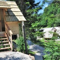 Wooden glamping cabins , Radovljica - Exterior