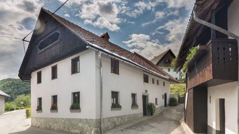 Apartmány  18837, Bohinj -
