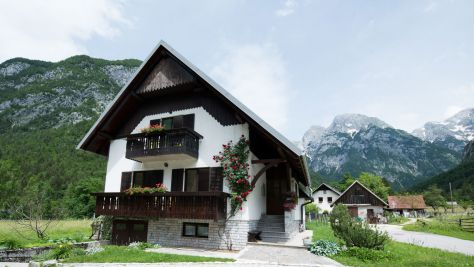 Rooms and apartments Bovec, Trenta 18851, Bovec - Property