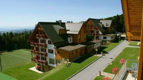Depandansa hotela Videc, Maribor - Objekt