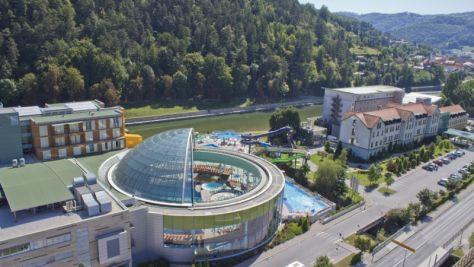 Hotel Zdravilišče Laško - Thermana Laško, Laško - Objekt