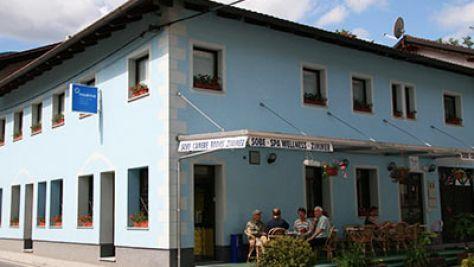 Pokoje a apartmány Kobarid 2236, Kobarid - Objekt