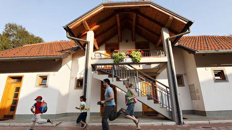 Hotelsko naselje Zeleni gaj - Terme Banovci, Banovci, Veržej - Objekt