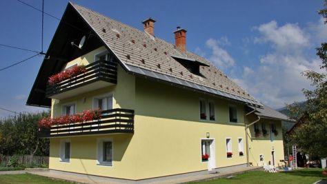 Apartmány Bohinj 2240, Bohinj - Exteriér