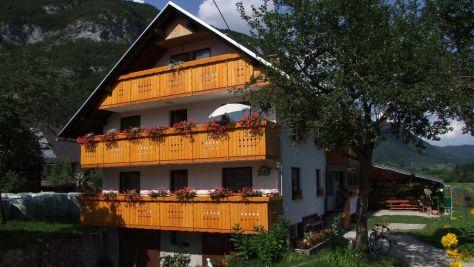 Ferienwohnungen Bohinj 2275, Bohinj - Objekt