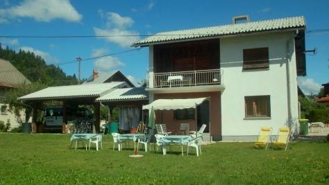 Hostel Hacienda, Bled - Objekt