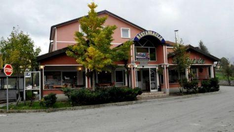 Motel Jadranka, Hrpelje - Kozina - Objekt