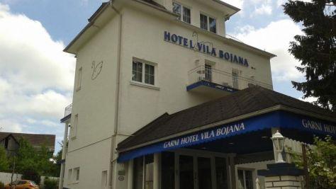 Hotel Vila Bojana, Bled - Exteriér
