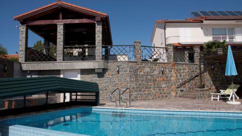 Ferienwohnungen Ankaran 2380, Ankaran - Schwimmbad