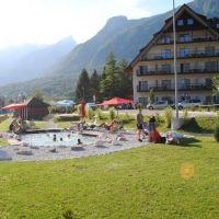 Hotel Mangart, Bovec - Objekt