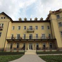 Hotel Sofijin dvor - Rimske terme, Rimske Toplice - Objekt