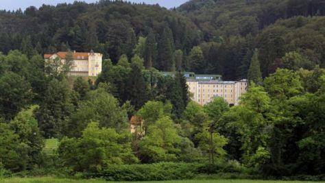 Hotel Rimski dvor - Rimske terme, Rimske Toplice - Objekt