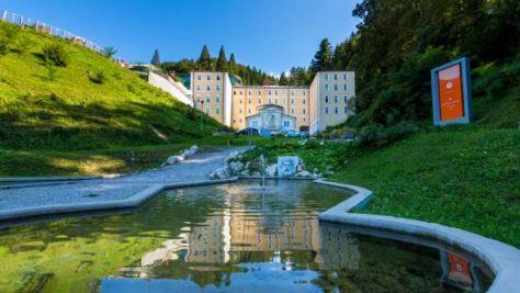 Hotel Zdraviliški dvor - Rimske terme, Rimske Toplice - Okolí