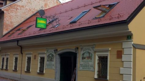 Pokoje Ljubljana 2435, Ljubljana - Objekt
