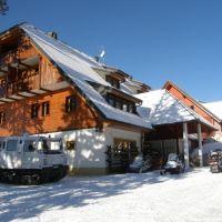 Hotel Krvavec, Cerklje na Gorenjskem, Krvavec - Zunanjost objekta