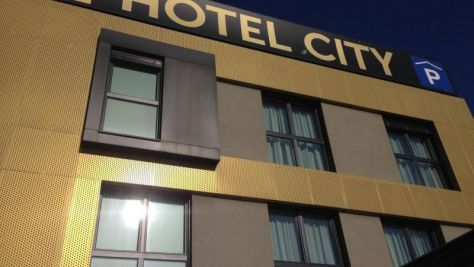 Hotel City Maribor, Maribor - Objekt