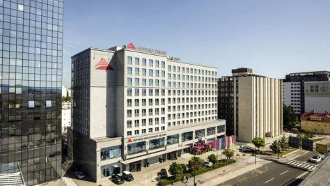 Austria Trend Hotel Ljubljan, Ljubljana - Objekt