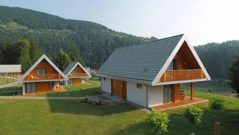 Apartment Settlement Ocepkov gaj - Terme Topolšica, Šoštanj - Exterior