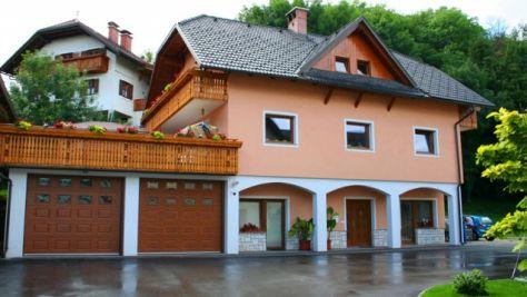 Apartmány 2462, Bled - Objekt