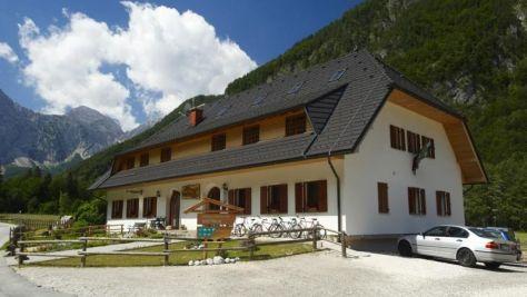 Habitaciones y apartamentos Logarska dolina, Solčava 2470, Logarska dolina, Solčava - Exterior