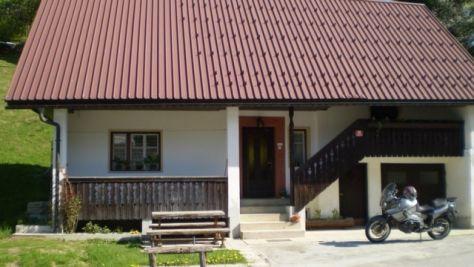 Rekreační dům Bohinj 2477, Bohinj - Exteriér