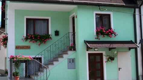 Apartments Bovec 8858, Bovec - Exterior