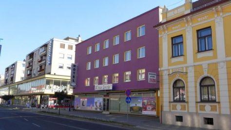 Hotel Zvezda, Murska Sobota - Objekt