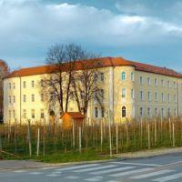 Mladinski smještaj Marianum, Banovci, Veržej - Objekt