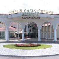 Hotel & Casinò Resort Admiral, Hrpelje - Kozina - Objekt