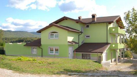 Hostel Ociski raj, Hrpelje - Kozina - Exteriér