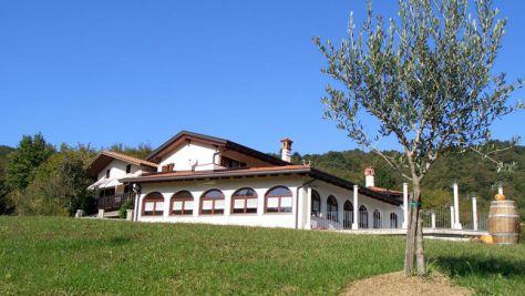 Turistická farma Štanfel, Brda - Exteriér